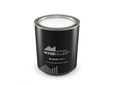 Noisekiller Black/Grey
